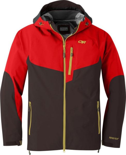 Men's Hemispheres Jacket