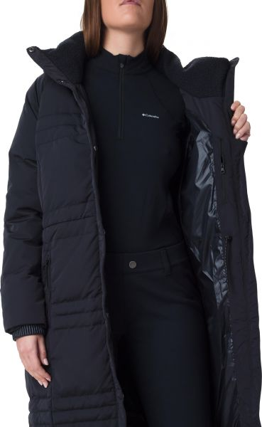 Ruby Falls™ Down Long Jacket