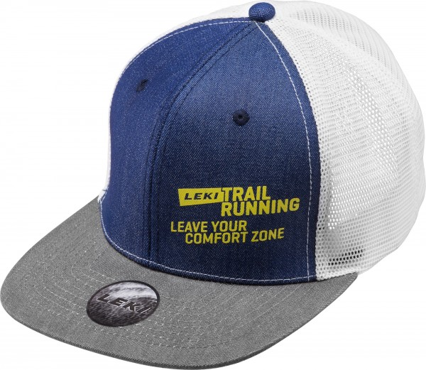 Trail Running Trucker Cap