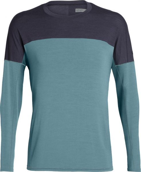 Mens Kinetica Long Sleeve Crewe