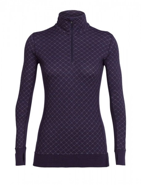 Womens Affinity Thermo LS Halfzip