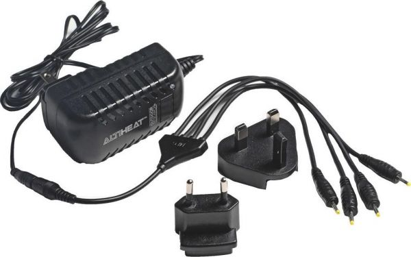 4-Way Battery Charger